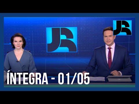 Assista à íntegra do Jornal da Record | 01/05/2021