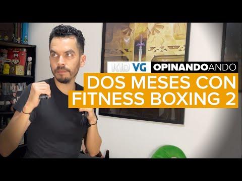 OpinandoAndo: Dos Meses con Fitness Boxing 2