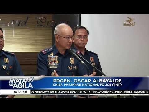 5 pulis sa Bacolod City na ipinasibak ni PRRD, iimbestigahan ng PNP
