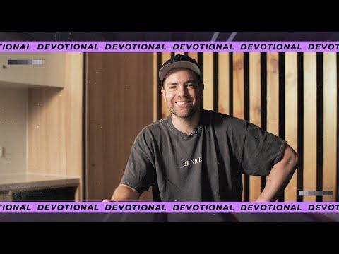 Planetshakers Devotionals - Pastor Rudy Nikkerud