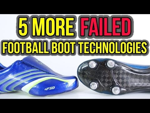 5 MORE FAILED FOOTBALL BOOT TECHNOLOGIES OF ALL-TIME - UCUU3lMXc6iDrQw4eZen8COQ