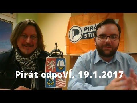 Pirát odpoVÍ, 19.1.2017