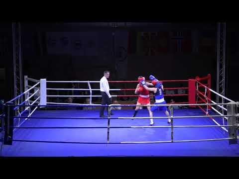 Сербия-2019 финал 54 кг Szucs-Zholaman