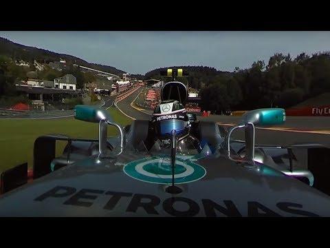 F1 Spa-Francorchamps In 360   2017 Belgian Grand Prix