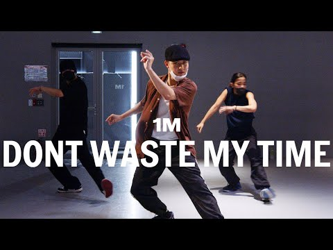 Usher - Don't Waste My Time / Jinstar Choreography