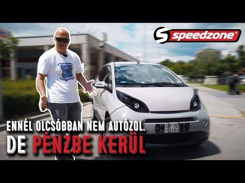 Speedzone használtteszt: Bolloré Bluecar: Ennél olcsóbban nem autózol. De pénzbe kerül