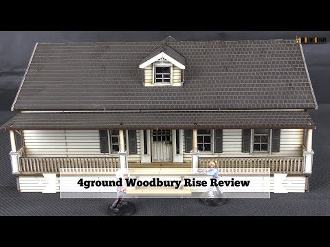 Woodbury Rise Gelände 4ground Review