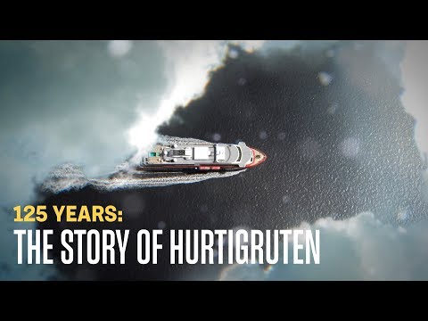 125 years with Hurtigruten