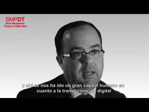 Protagonistas SMPDT: José Luis Risco, profesor del Senior Management Program in Digital Talent