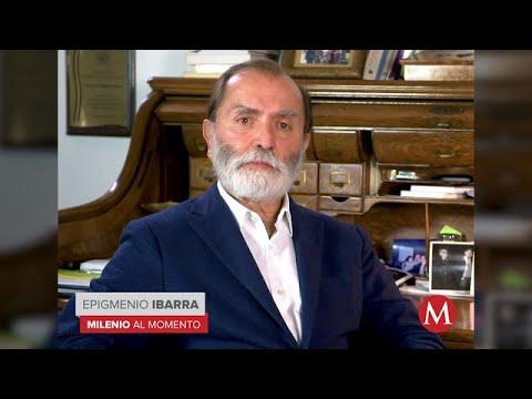 El plomo en México lo pusieron Salinas, el PRI y Felipe Calderón: Epigmenio Ibarra