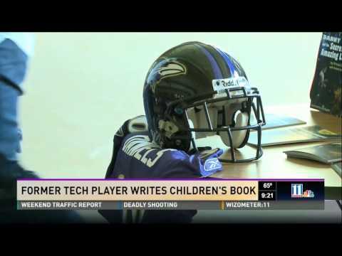 Montlick  Associates' Hero Central - Former Tech Player Writes Children's Books