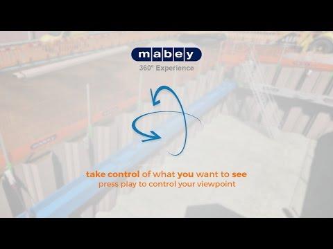 Box Ladder Access Platform - 360° Experience