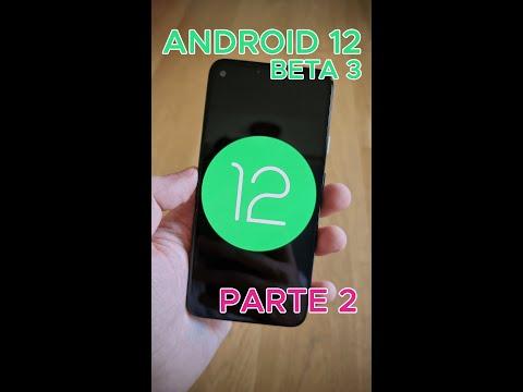 Android 12 Beta 3 (pt. 2) – Rotazi …