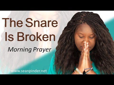 PSALMS 124 - THE SNARE IS BROKEN - MORNING PRAYER (video)
