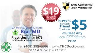 Watch Video THC Medical Doctor San Jose - Fast 420 evaluation and cannabis ID cards