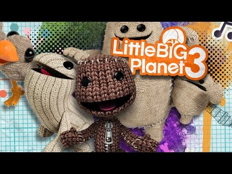 PS4's Little Big Planet 3: Getting Cute With Oddsock - TGS 2014 - UCKy1dAqELo0zrOtPkf0eTMw