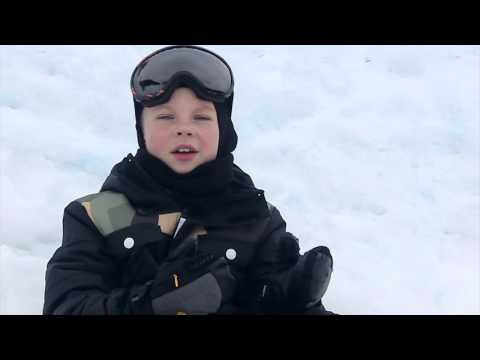 Kidz to Kidz - Skirail 180 Kläppen Snowpark