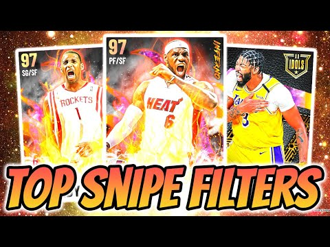SUPER INSANE 8 MILLION MT GIVEAWAY TODAY + TOP SNIPE FILTERS   NBA 2K21 MYTEAM