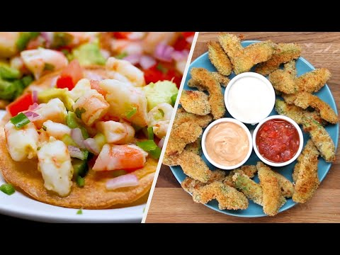 7 Satisfying Dishes For Avocado Lovers ? Tasty Recipes