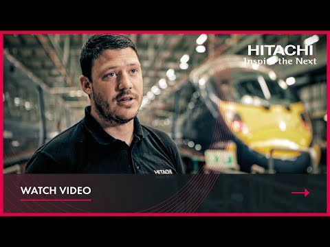 24 Hours at Hitachi's Ashford Train Maintenance Centre