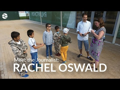 Meet the Journalist: Rachel Oswald