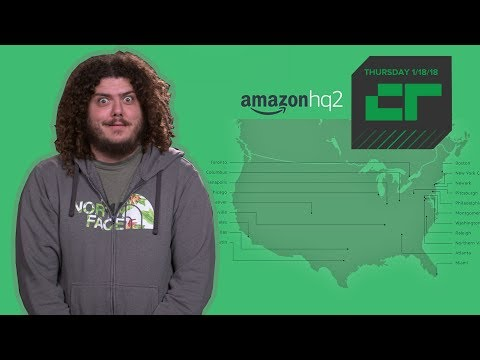 Amazon reveals 20 finalists for second HQ | Crunch Report - UCCjyq_K1Xwfg8Lndy7lKMpA