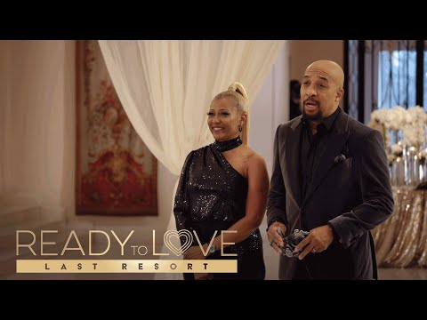 Tommy intros the masquerade ball | Ready to Love | Oprah Winfrey Network