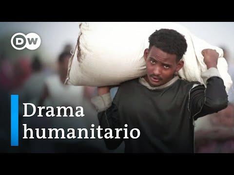 Se regionaliza el conflicto etíope