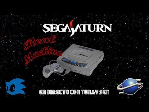 Directo Sega saturn desgrando el catalogo #3