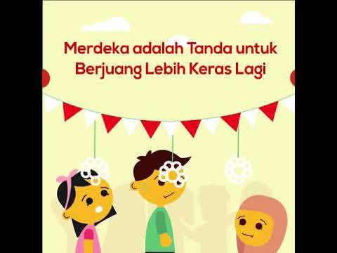 Selamat Hari Kemerdekaan Republik Indonesia ke 72