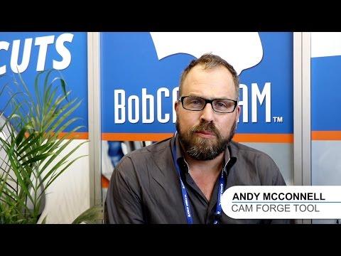 CAM Forge Tool | BobCAD-CAM Customer Testimonial