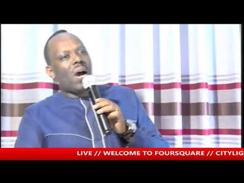 LIVE // FOURSQUARE TV''USING YOUR GIFT FOR GOD'S KINGDOM'' WITH Bishop Dr Fidele MASENGO