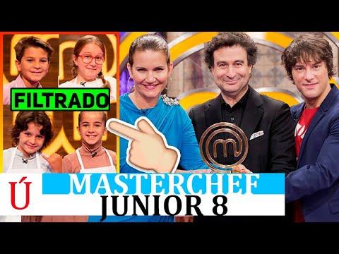 ¡Qué fuerte! Masterchef la lía y filtra el ganador de MasterChef Junior 8