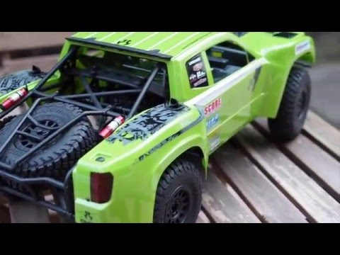 Axial Yeti Score basic painting the wheels/body and simple modification - UC4ZCAtPdfzVw3OoLIJitCBg
