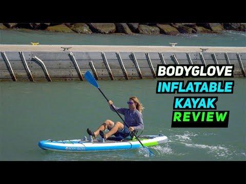 BodyGlove Inflatable Kayak Review! Glide 11 iKayak - UCTs-d2DgyuJVRICivxe2Ktg