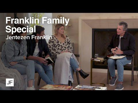 Franklin Family Special  Jentezen Franklin