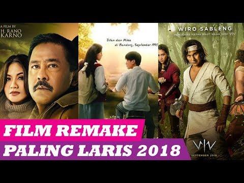 Dilan 1990 dan 7 Film Indonesia dengan jumlah penonton terbanyak 2018