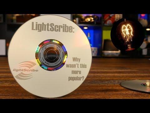 LightScribe: HP's Clever Twist on the CD Burner - UCy0tKL1T7wFoYcxCe0xjN6Q