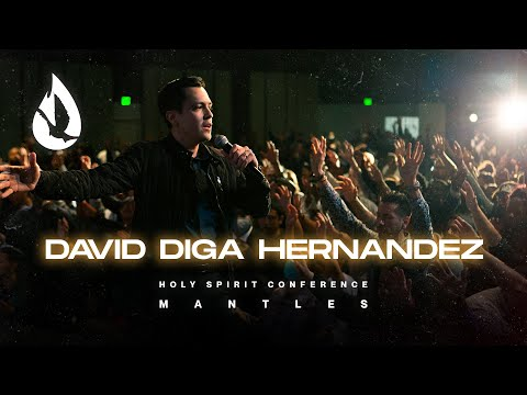 Holy Spirit Conference LIVE + BIG Announcement - David Diga Hernandez