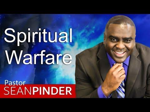 SPIRITUAL WARFARE - BIBLE PREACHING  PASTOR SEAN PINDER