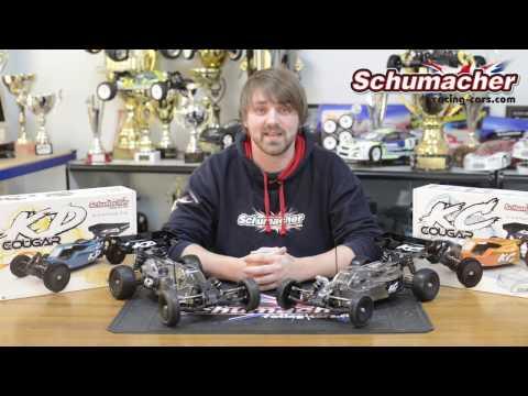 Schumacher Cougar KD and KC 1/10th 2WD Buggies - UCM4b1z6cnMp60yHmzsbUQmA