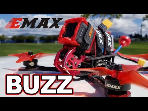 EMAX BUZZ FPV Freestyle Drone Review 🏁👍 - UCnJyFn_66GMfAbz1AW9MqbQ
