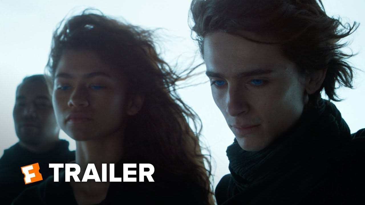 Dune Trailer #2 (2021)   Movieclips Trailers