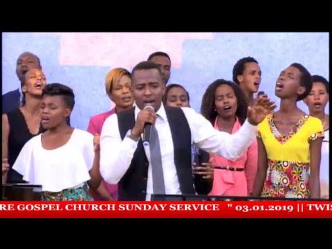 LIVE  FOURSQUARE GOSPEL CHURCH SUNDAY SERVICE