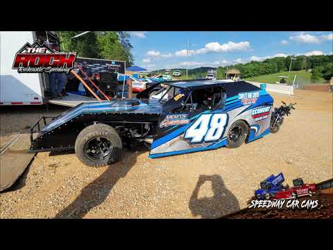 #48 Keith Denny  - Open Wheel Modified - 6-5-21 Rockcastle Speedway - dirt track racing video image
