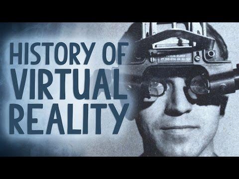 a history of virtual reality