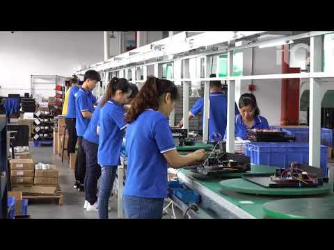 ITC T-77120 power amplifier production process - UCqHyCFwcbU_PLFkSaakaPUA