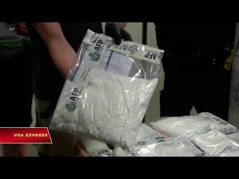 Úc bắt hai nhân viên hàng không quốc tế buôn lậu ma túy (VOA)