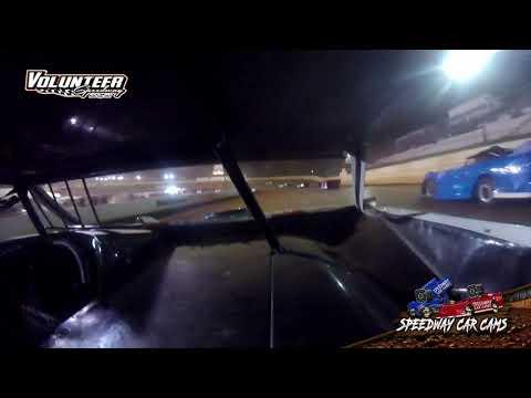 #71 Brandon Waller - Sportsman - 9-24-21 Volunteer Speedway - In-Car Camera - dirt track racing video image