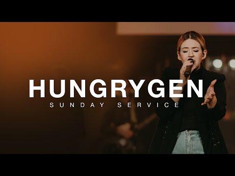 HungryGen Sunday Service - Prayer Line